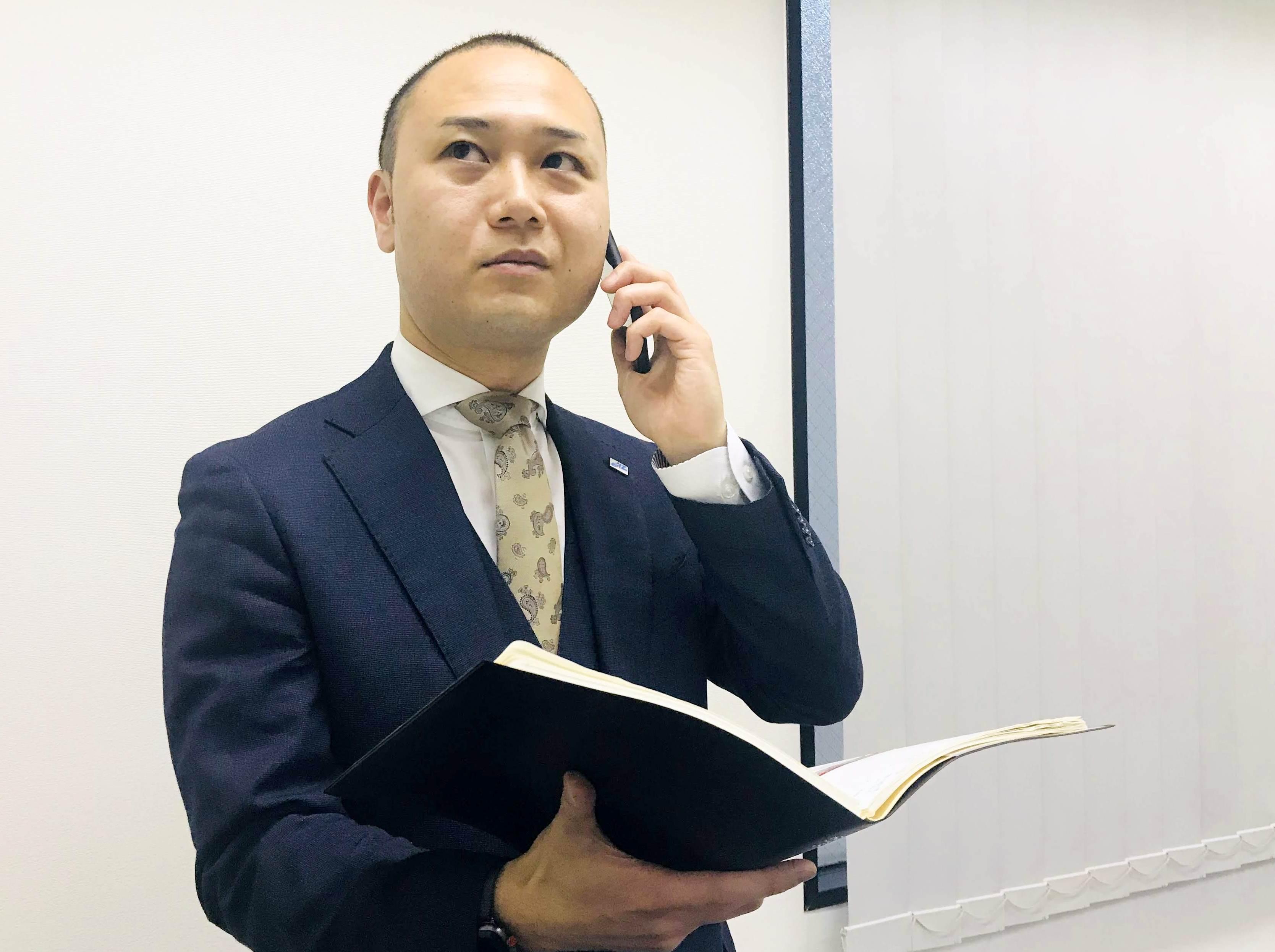 社長秘書 兼 ドライバー(総合職) 仕事内容