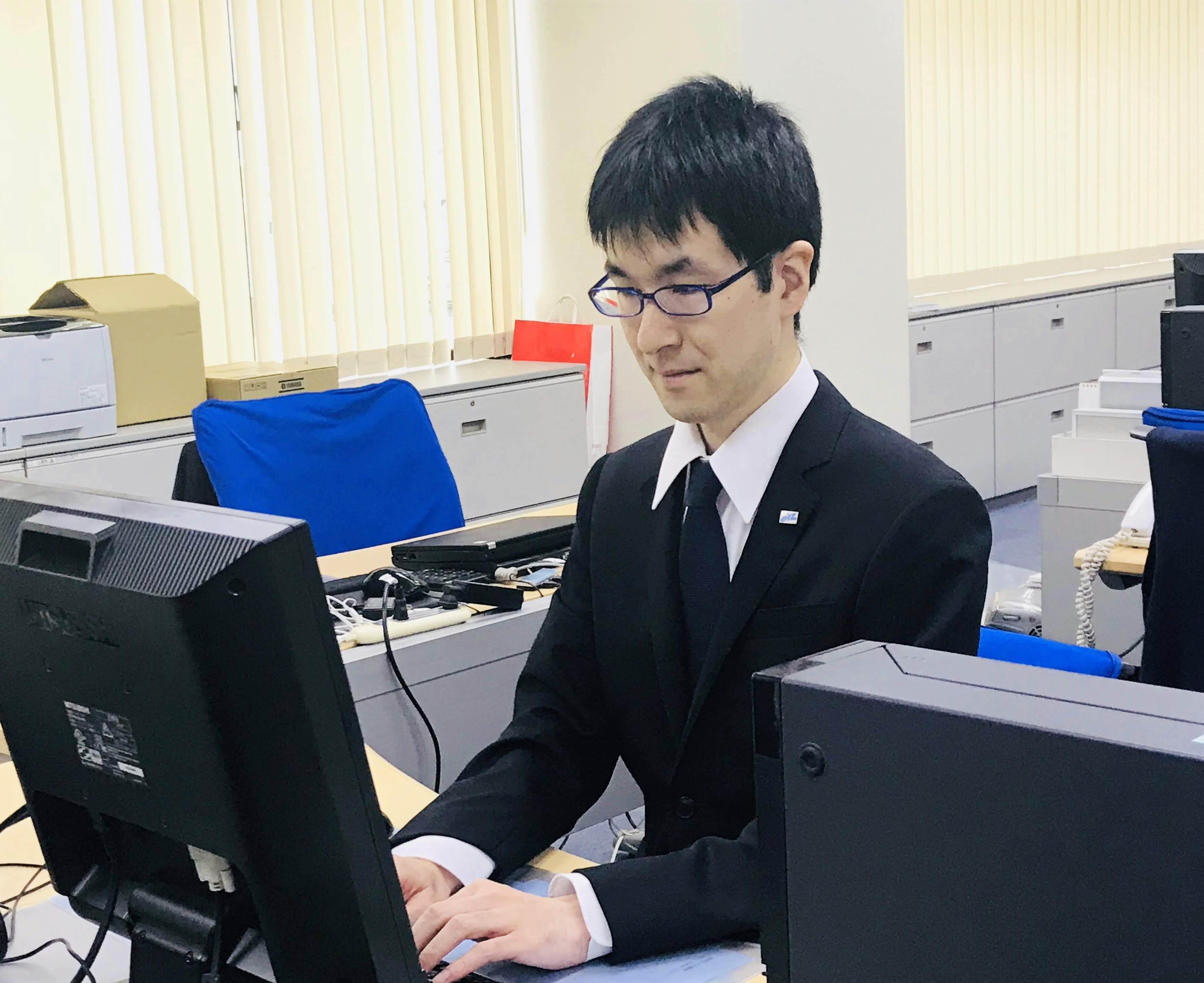 社内SE(総合職) 業務内容2